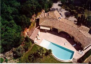 Photo for Luxurious villa with oversized heated pool in private gated domain