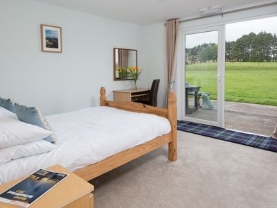 Photo for Hadrian - sleeps up to 6, pet friendly, with communal Function Hall/Games Room