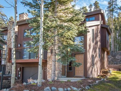 Photo for NEW AD!  Walk to Town & Ski Lift (Warrior's Mark) - Townhouse w/ private hot tub