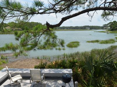 Photo for 12 Lands End, South Beach, Sea Pines Plantation