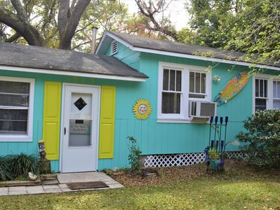 Photo for Funky, Cool & Retro Dauphin Island Surf Shack!