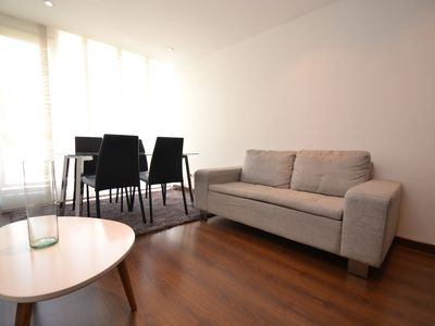 Photo for MIA B - 1 Br.  Executive Apartment with TV room