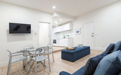 Photo for New listing Blue Style and Charm  Flinders Lane and Degraves, Paid Parking