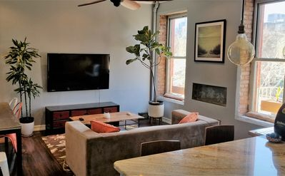 Photo for Large renovated condo with park views