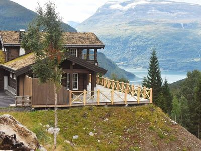 Photo for Vacation home Stryn in Stryn - 10 persons, 4 bedrooms