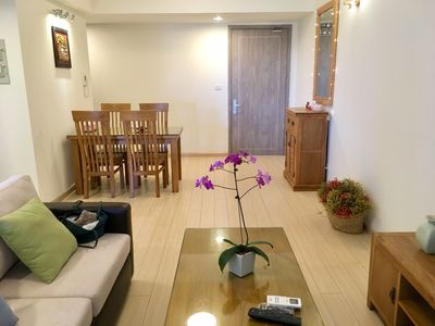 Photo for 2BR Bright Apartment in Green Community