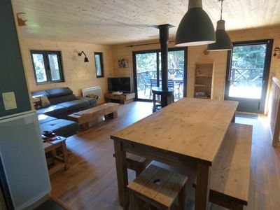 "Photo for Font Romeu - BOLQUERE -Chalet STANDING - ""ALL FOOT"" -Fully-renovated September 16"