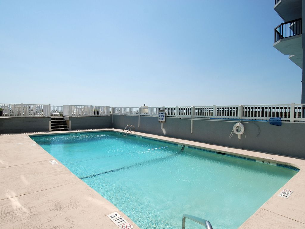 North Myrtle Beach Oceanfront Rentals With Pool
