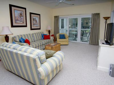 Photo for Ocean Keyes 4121 Spacious 3 Bedroom Condo With Covered Porch Short Walk to Beach
