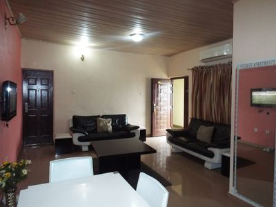 Photo for Luxury Fully Furnished 2-Bedroom Apartment