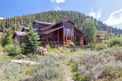Swan River Retreat - a SkyRun Breckenridge Property - Luxury single family home in a beautiful setting on 3.5 acres
