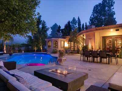 Photo for Ultra Luxury Trousdale Estate With Tennis Court, Pool, and Hot Tub