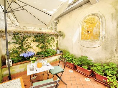Photo for Casa Rotilda: An elegant and welcoming two-story apartment located in the center of Salerno, with Free WI-FI.