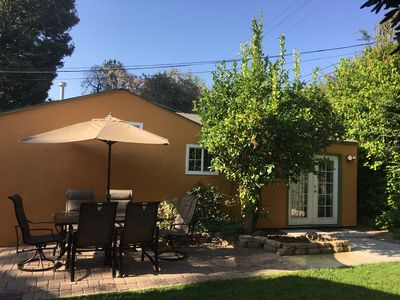 Photo for Beautiful Private Guesthouse Central Los Angeles