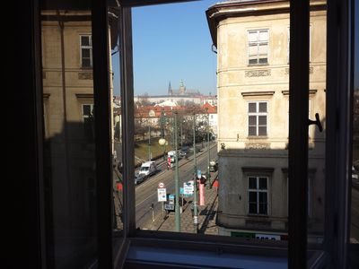 Photo for 150m2 Lux. Flat - Castle View, Breakfast incl.