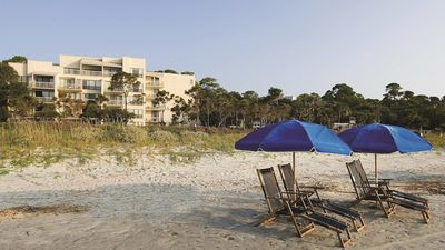 Photo for Marriott Monarch Labor Day week beach rental 2bed / 2bath for 9/1 to 9/8