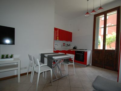 Photo for Delightful apartment 10 minutes from the center of Venice
