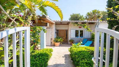 Photo for Very well maintained house only 150 from the beach