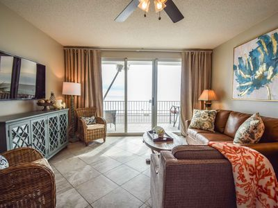 Snowbird Rates Available!!! Amazing Ocean Front Views!! Sleeps 6 in Majestic Sun