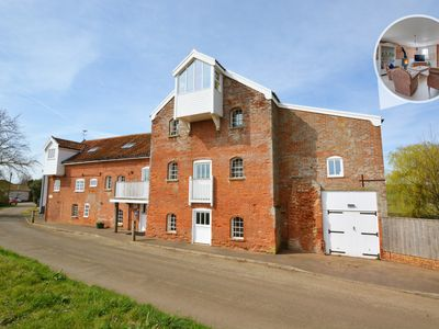 Photo for Butley Mill - Three Bedroom Apartment, Sleeps 6