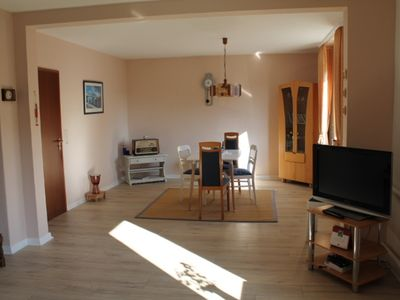 Photo for 2 double rooms, a single room - House Kesting