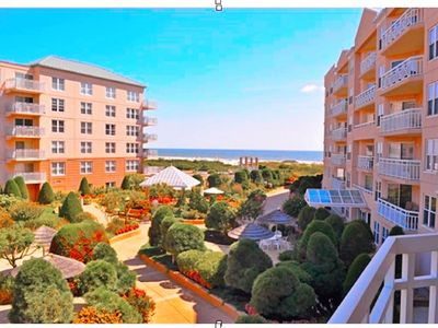 Photo for Ocean View/Resort Living at Wildwood Crest Seapointe Village Condo~Many Updates!