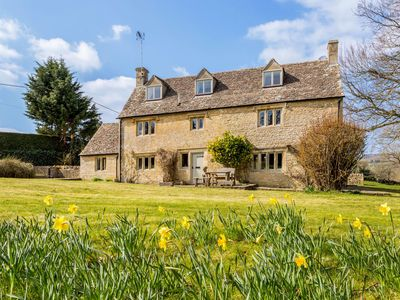 Photo for Stunning Cotswold Hills Retreat by Gloucestershire