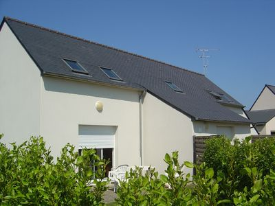 Photo for New house in Binic (Brittany) of 65 m2 Duplex Garden for 4 people