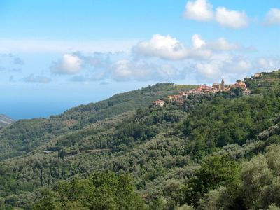 Photo for Apartment Agriturismo San Giuseppe (VLO200) in Dolcedo - 4 persons, 1 bedrooms