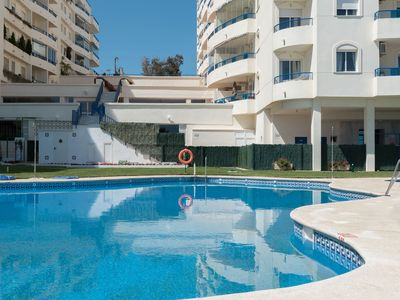 Photo for Apartment right by the beach in Marbella