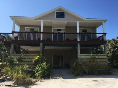 Rockstar Beach House North Captiva Island (accessible by ferry boat only)