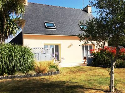 Photo for House TREOGAT 2-6 persons, in the countryside and close to the sea