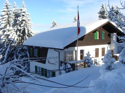 Photo for Sunny 3 BR FeWhng at 1500 meters above sea level directly at the ski resort.