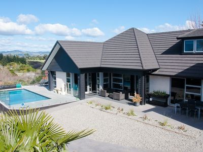 Photo for Exec Home with Swimming Pool - Amazing Views