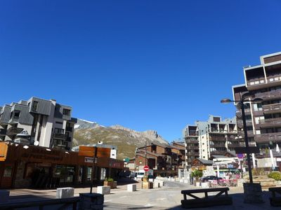 Photo for Apartment 371 m from the center of Tignes with Internet, Lift (98751)