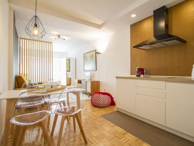 Photo for UD Apartments - Atocha Stylish with Pool
