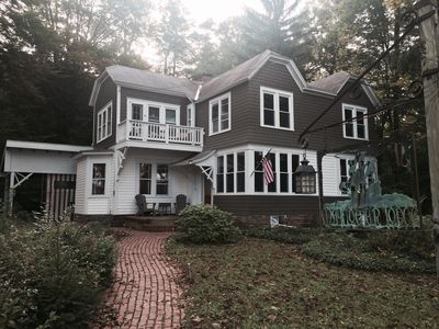 5BR House Vacation Rental in Findley Lake, New York #277416