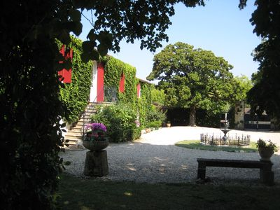 Photo for School holidays rental. Charming house near Bordeaux