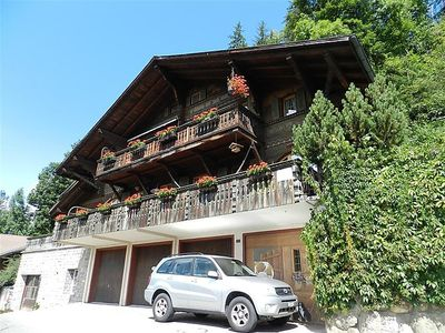 Photo for Apartment Flüehli in Gstaad - 4 persons, 2 bedrooms