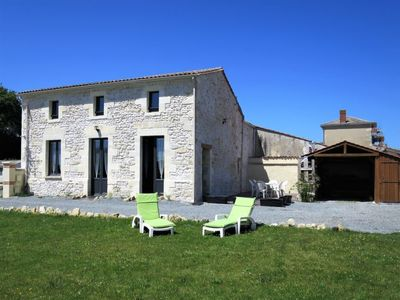 Photo for Vacation home TOILE DE MER in Vensac - 7 persons, 2 bedrooms