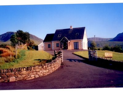 Photo for Luxurious 4 star dormer cottage in Cloghane  Dingle Peninsula