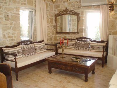 Photo for House in the center of Kamilari with Parking, Internet, Washing machine, Air conditioning (111733)