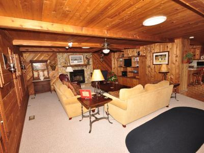 Photo for 7BR Cabin Vacation Rental in Lake Lure, North Carolina