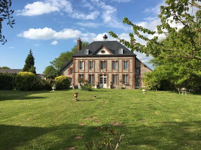Photo for 1BR Guest House Vacation Rental in Angerville-la-Martel, Normandie