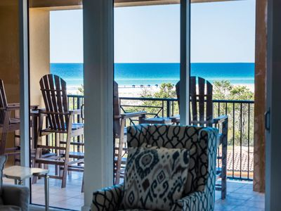 Photo for Sanctuary by the Sea 3111 - Don't miss your spring vacation. Book now!