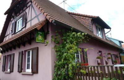 Photo for Alsace cottage *** 7 people 3 bedrooms.