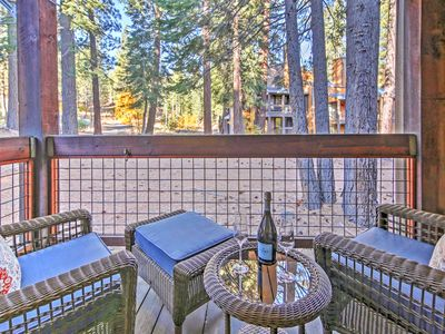 Photo for Modern 4BR Truckee Condo in Northstar Resort!