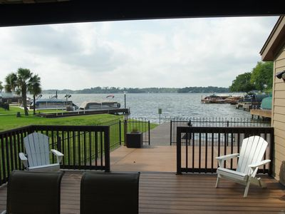 """Photo for Bring Your Family to Enjoy Our """"Lake Dance"""" Home on Lake Conroe"""