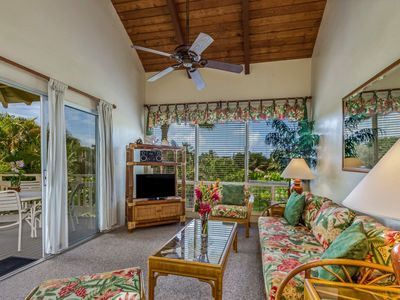 Photo for Poipu Crater - Beautiful Townhome Near World-Class Beaches & Shopping in the Heart of Poipu