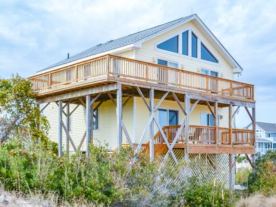 Photo for D5151 Mermaid Manor. Ocean Views, Close to the Beach, Pets OK, Child Friendly